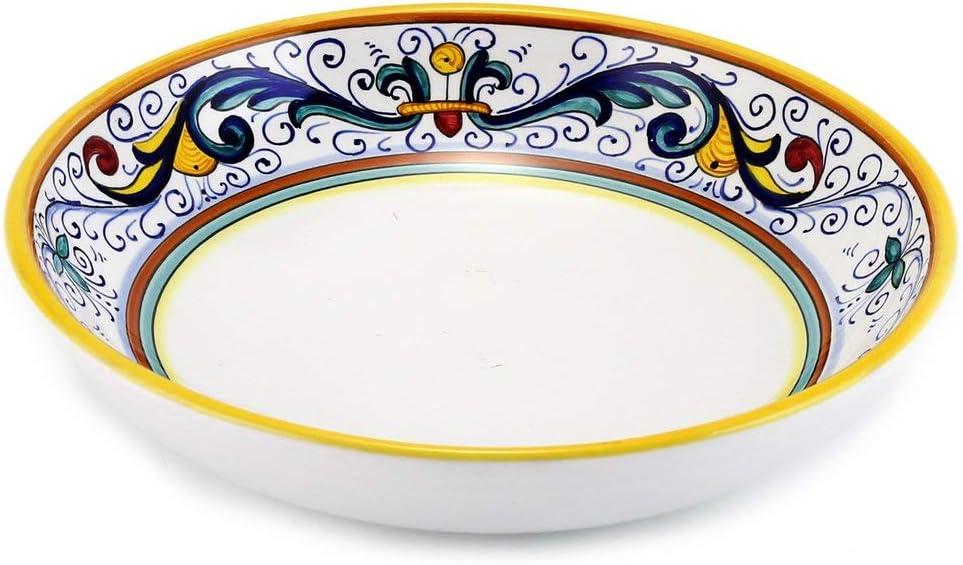 RICCO DERUTA: Luxury goods Risotto Pasta Cioppino free shipping coupe round bowl shallow
