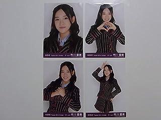 4種AKB48 市川愛美 月別生写真2014 10月October