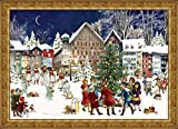 Vittoriano Village Carolers - Calendario dell'Avvento tedesco