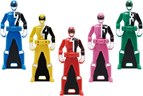 Ranger Key Series Ranger Key Set Dekaranger (Completed) [JAPAN] (japan import)