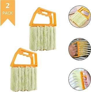 Mini Blind Cleaner Duster Brush Window Blind Brush Microfibre Venetian Blind Cleaner Tool (2/pack)