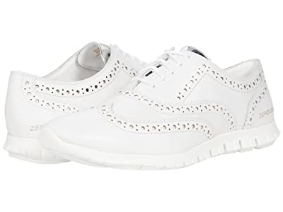 Cole Haan Zerogrand Wing Tip Oxford Closed Hole II