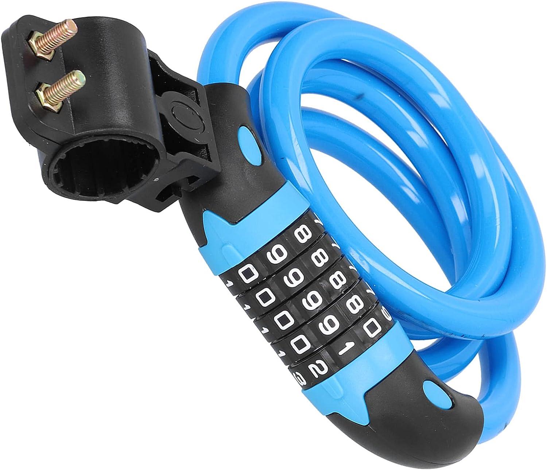 CUTULAMO Bicycle Password Lock Genuine Anti‑Theft Bike free shipping 5‑Digi