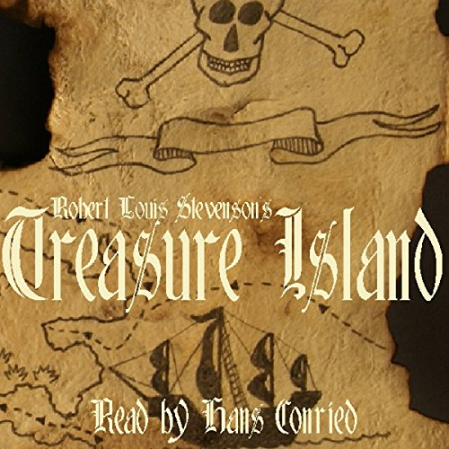 Treasure Island cover art