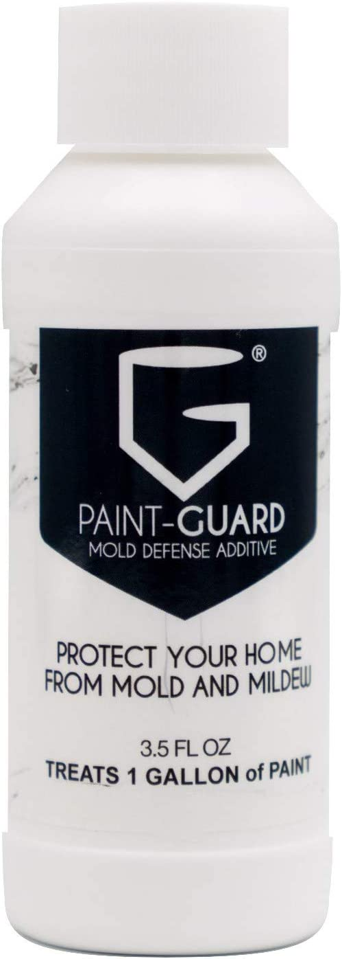 Paint-Guard Be super welcome Mold Prevention Paint Additive to Tulsa Mall - Mix P Into