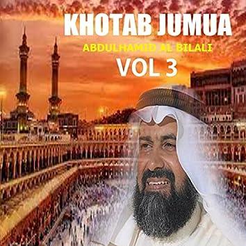 Khotab Jumua Vol 3 (Quran)