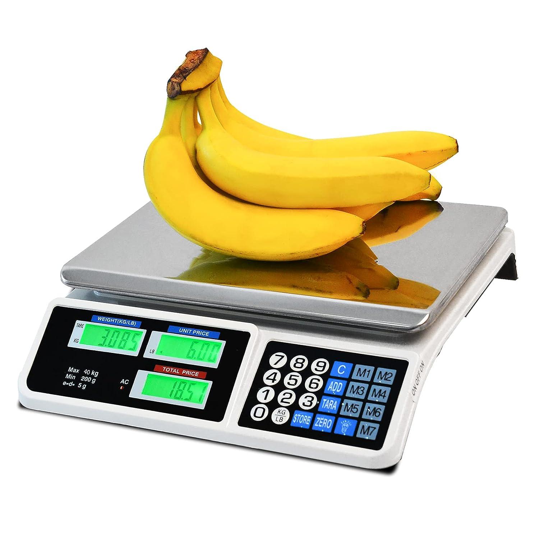 C-CHAIN 88LB Digital Price Scale Electronic Price Computing Scal