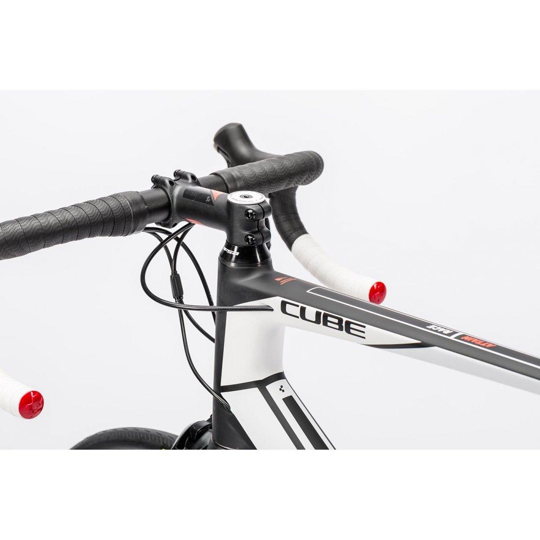 Bicicleta de carretera CUBE Attain GTC Race 2016-H 60 cm: Amazon ...