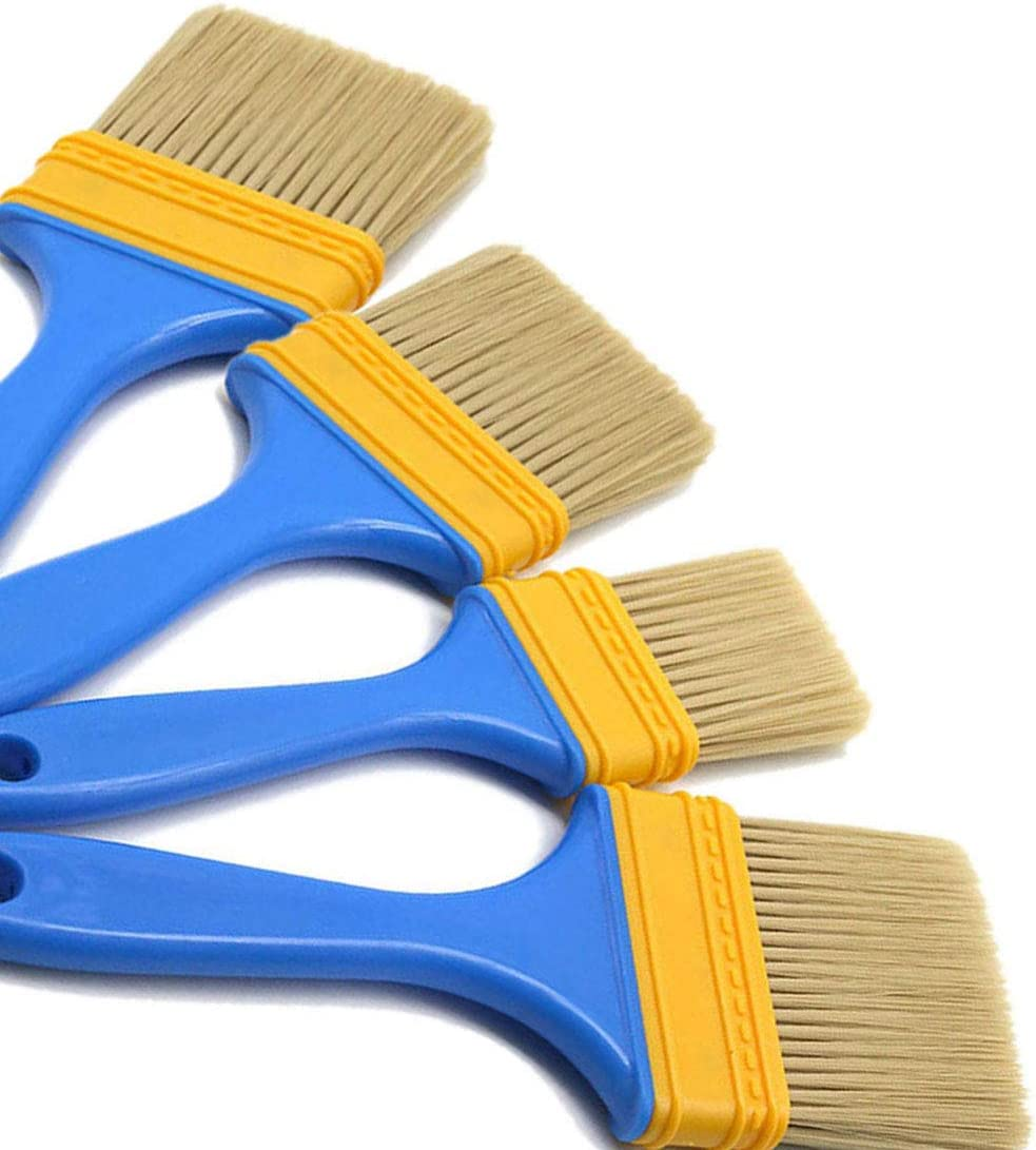 4PCS Paiting Brushes Set Painter Painting Max 45% OFF Virginia Beach Mall Home Brush Owners and