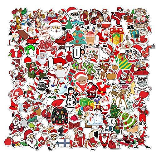 Christmas Stickers,100 PCS