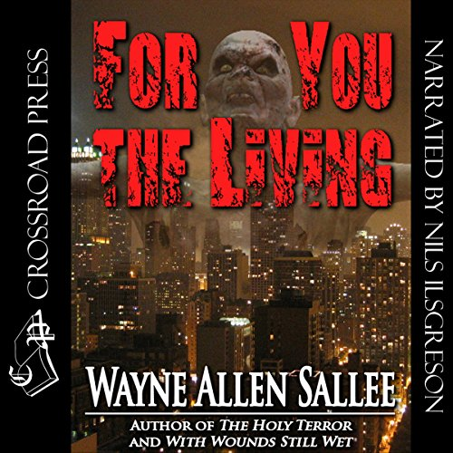 For You the Living audiobook cover art