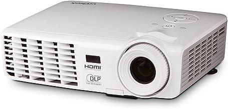 Vivitek D510 2600 Lumen SVGA HDMI 120Hz 3D-Ready Portable DLP Projector (White)