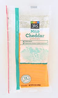 365 Everyday Value, Cheddar Slices, 12 oz