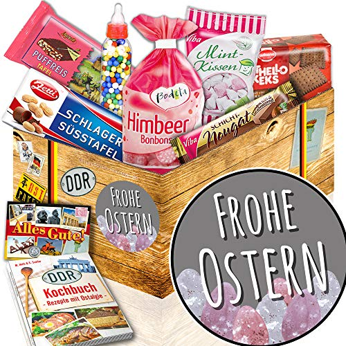 Frohe Ostern - coole Ostergeschenke - Ost Süßigkeiten