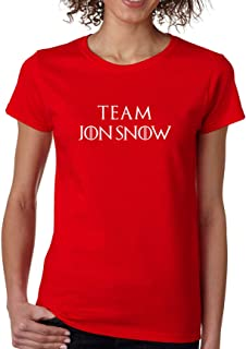 Women's T Shirt Team Snow Trendy Tshirt Popular Tee