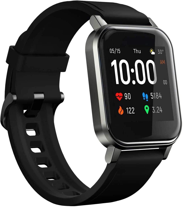 HAYLOU LS02 - Smartwatch Black