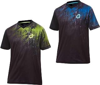 andro(アンドロ) アンドロ ナルカス ブラック/ブルー タッキュウゲームシャツ (302167)