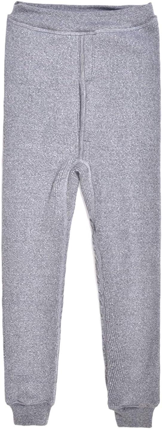 AMEBELLE Boys' Thermal Long Johns Slim Stretchy Elastic Waist Underwear Pants