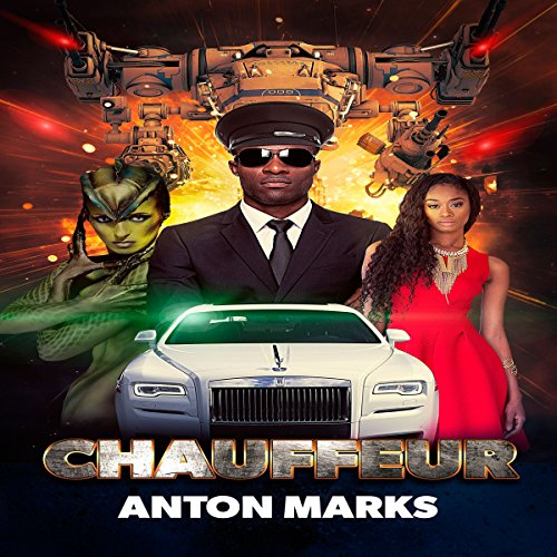 Chauffeur: Urban Fantastic Shorts cover art