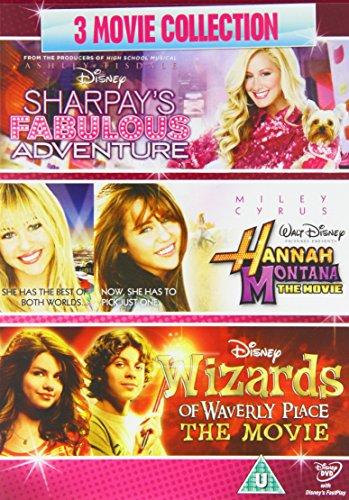Sharpay'S Fabulous Adventure/Hannah Montana/Wizards Of Waverley [Edizione: Regno Unito] [Edizione: Regno Unito]