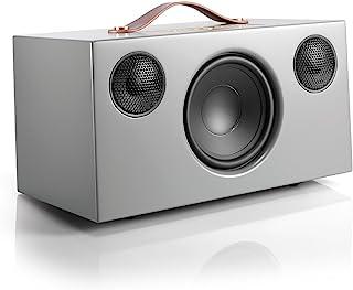 AudioProAddonC10 -Altavoz, , con Alexa Integrada,(80Watt,Multiroom,Stereo,AirPlay,WiFi,Bluetooth,MusicApps(S...