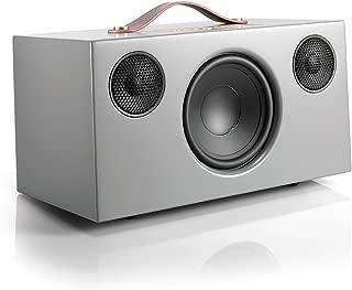 Audio Pro Addon C10 - Compact WiFi Wireless Multi-Room Speaker - High Fidelity - Compatible with Alexa - Grey