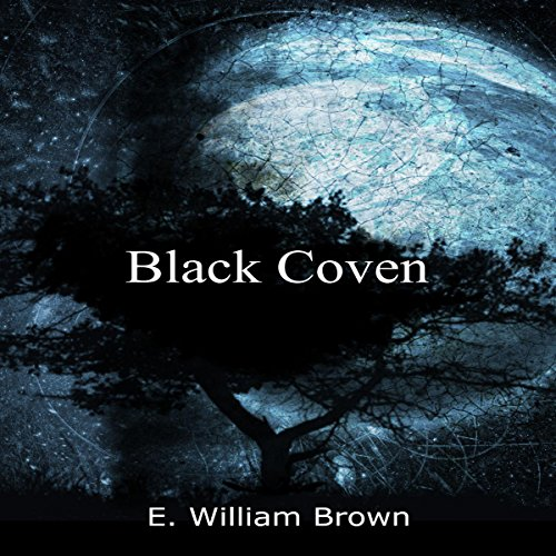 Black Coven audiobook cover art