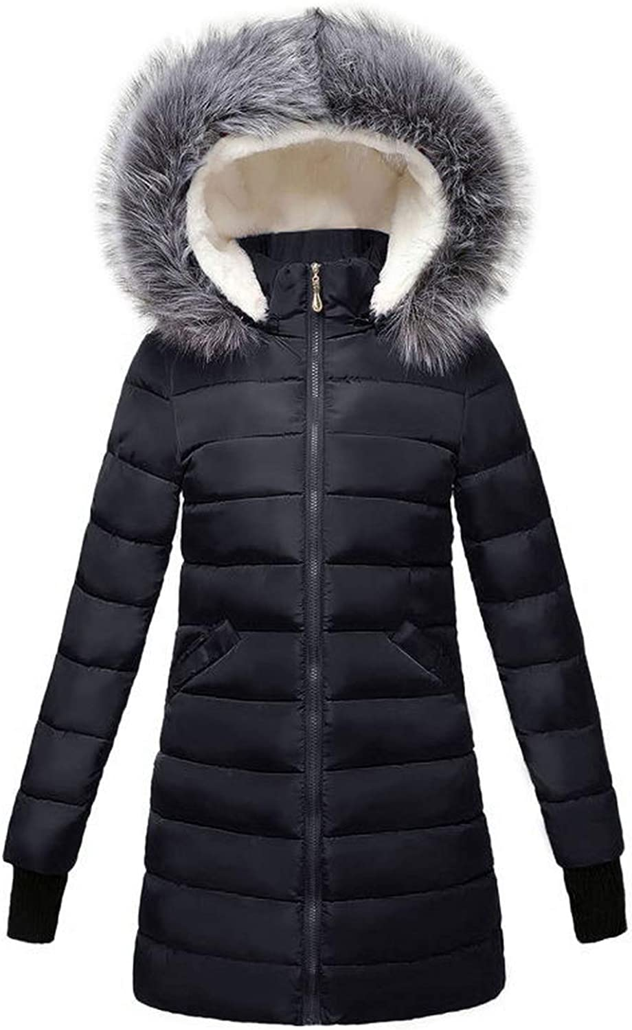 Winter Jacket Fashion Women Parkas Snow Wear Hooded Thicken Winter Coat Warm Clothing