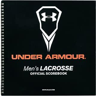 Under Armour Men`S Lacrosse Scorebook (UAACSBM)