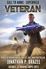 Veteran (Call to Arms: Capernica Book 3) Kindle Edition