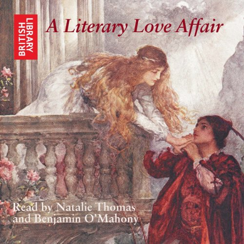 A Literary Love Affair audiobook cover art