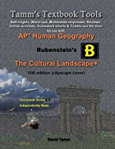 The Cultural Landscape 12th edition+ Activities Bundle: Bell-ringers, warm-ups, multimedia responses & online activities to accompany the Rubenstein text (Tamm's Textbook Tools)