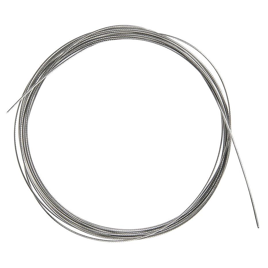 Rayher Jewellery Wire, Metal, Silver, 14.4 x 10 x 0.3 cm