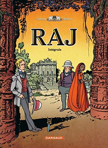 RAJ - Intégrale complète - tome 0 - RAJ INTEGRALE