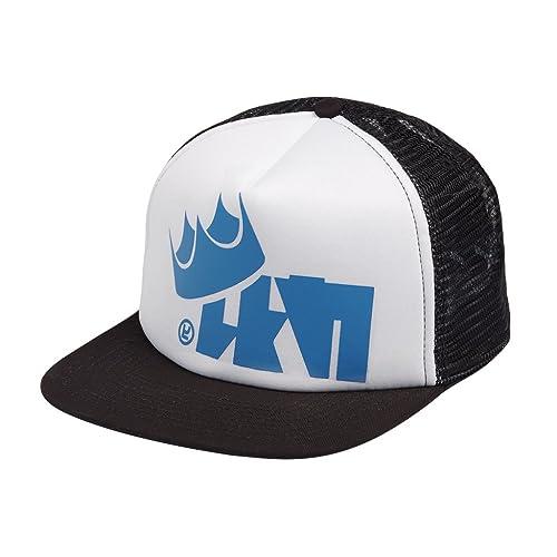 32e1e3119425f Kids King Flip Mesh Cap Inkling Flat Bill Snapback Trucker Hat for Splatfest