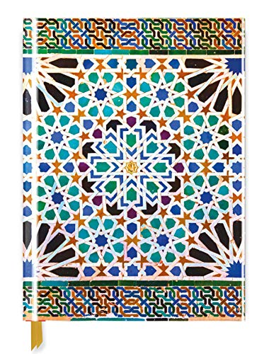 Alhambra Palace (Blank Sketch Book) (Luxury Sketch Books)