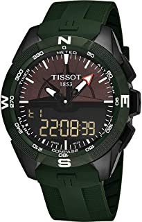 T Touch Expert Solar II Mens Analog-Digital Watch T110.420.47.051.00