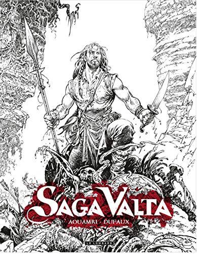 Saga Valta - tome 1 - Saga Valta 1 - version n/b