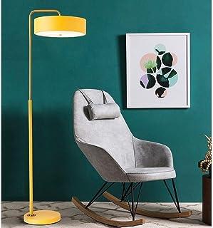DXXWANG Lampadaire lecture lumières décoratives, lampe sur pied Simple debout lumière tout le jardin en métal pour salon c...
