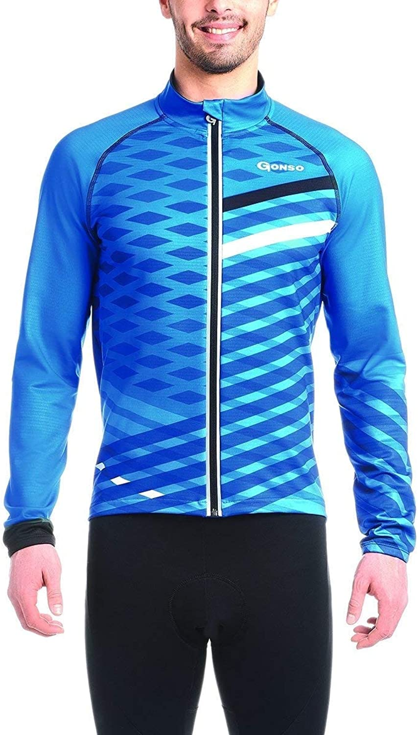 Gonso Mr. Gneis 18118 Cycling Jersey bluee