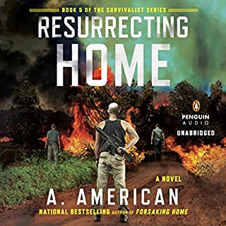 Resurrecting Home     A Novel              Written by:                                                                                                                                 A. American                               Narrated by:                                                                                                                                 Duke Fontaine                      Length: 9 hrs and 51 mins     15 ratings     Overall 4.7