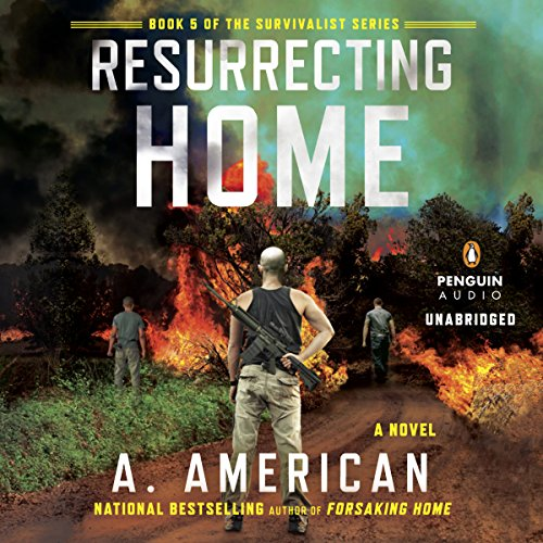 Resurrecting Home audiobook cover art