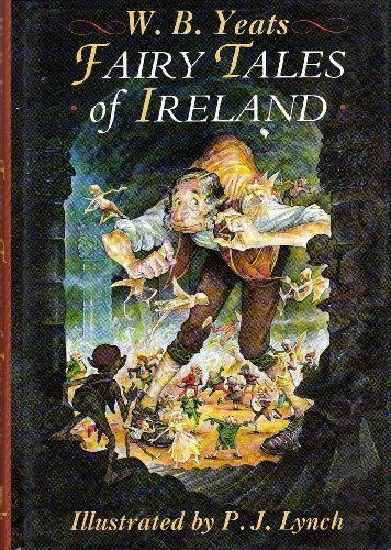 Fairy Tales of Ireland 0385302495 Book Cover
