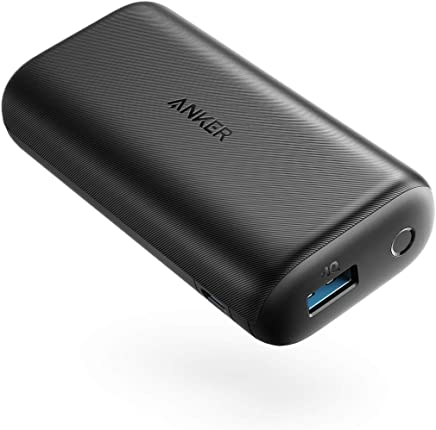Anker PowerCore 10000 Redux, Ultra-Small Power Bank,...