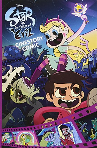 Disney Star Vs the Forces of Evil Cinestory Comic