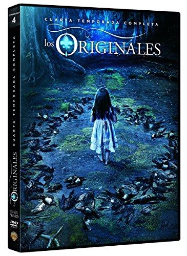 Los Originales Temporada 4 [DVD]