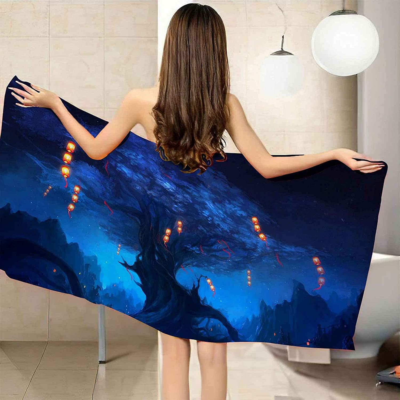 Popular standard XTSEDL Bath Towel Overseas parallel import regular item Towels Hand 16x30 Inch Bathroom for