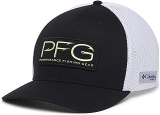 قبعة كرة شبكية Pfg للرجال من Columbia مقاس Xxl