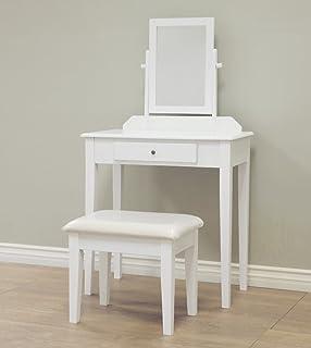 Frenchi Home Furnishing Wood 3-Piece Vanity Set