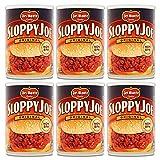 Del Monte Sloppy Joe Sauce Original 15 Oz (Pack of 6)